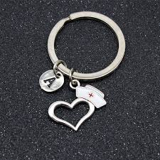 graduation keychain aliexpress buy memorial personalized 26 letter name