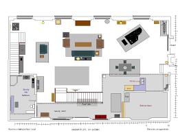 apartments 24x24 house plans loft blueprints contemporary luxury