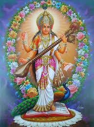 hindu l goddess saraswati