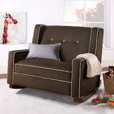 Rocking Recliner Chair For Nursery Rocker Recliner Chair Nursery Small Upholstered Glider Home