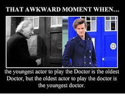 Awkward Moment Meme - that awkward moment when ublic the youngest actor to play the