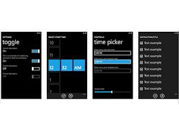 windows phone ui kit sketch freebie download free resource for