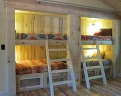 Murphy Bunk Bed Plans Cabin Style Bunk Beds Google Search Tiny Houses Pinterest