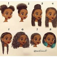 how to pack natural hair printrest pinterest badgalronnie black hairstyles pinterest