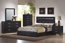 Bedroom Sets With Mattress Included Coaster Fine Furniture 201401q 201402 201403 4 Dylan Upholstered