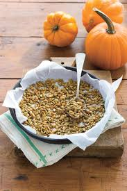 Toasting Pumpkin Seeds Cinnamon Sugar by Our Best Pumpkin Recipes Southern Living