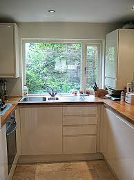 cheap small kitchen design trend in minimalist kitchen set decor