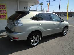 lexus hybrid car tax 2006 lexus rx 400h hybrid u2013 shaker motors car dealership