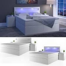 Schlafzimmer Betten Komforth E Doppelbetten Günstig Online Kaufen Real De