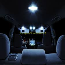 Led Light Bulbs For Car Interior by 20pcs Canbus Car Interior Led Bulbs Kit For 2007 2012 Mercedes