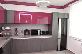 kitchen dazzling grey cabinet and black refrigerator amazing