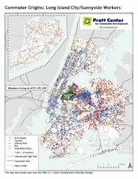 Commute Map Transportation Equity Atlas Pratt Center For Community Development