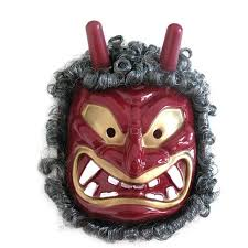 ox mask festival costume horrible mask thrill decorative