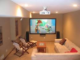 Home Theater Decorating Ideas On A Budget Realistic Room Design Finest Bedroom Accent Wall With Faux Brick