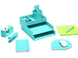 Teal Desk Accessories Teal Desk Accessories Interque Co