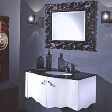 modern designer italian bathroom furniture
