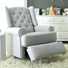 Glider Recliner With Ottoman For Nursery Nursery Chairs And Ottoman Nursery Glider Chair And Ottoman