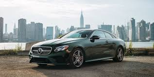 mercedes e400 coupe 2018 mercedes e400 coupe test drive what it s like to drive the e400