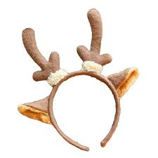 deer ears headband christmas hat giraffe deer ear pattern headband kids adults