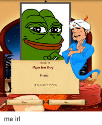 Meme Copyright - yes i think of pepe the fi meme copyright ip policy g no me irl