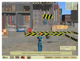 tower crane simulator
