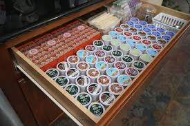 tea drawer k cup coffee and tea drawer organization sweet shoppe mom