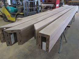 Box Beam Machined Timber Australian Architectural Hardwoods