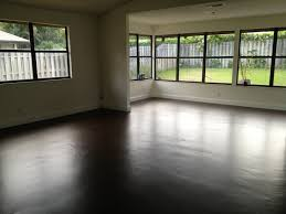Floor And Decor Florida by Concrete Painted Floors Black Bean Sherwin Williams My Florida