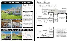 floor plan real estate custom listing fliers for showings u0026 street side flier boxes