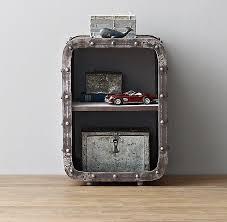 montgomery medium iron bookcase