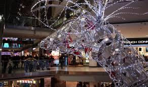 christmas shopping in nottingham citylife nottingham