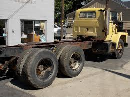 dodge semi trucks 1966 dodge cnt900 diesel truck cabover cummins semi for sale