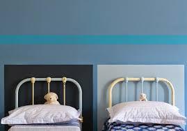chambre d enfant bleu le bleu roi de nos intérieurs décoration