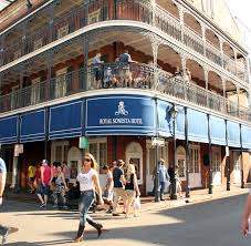 New Orleans Hotels Map by New Orleans Hotel Review Royal Sonesta Hotel Hotel Opinion Com