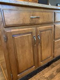 refinishing kitchen cabinets reddit paint or refinish or replace kitchen cabinets homeimprovement