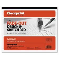 clearprint clearprint isometric grid paper pad walmart com