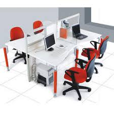 Modular Office Furniture Office Furniture Linear Workstation Manufacturer From Ahmedabad
