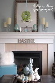 Fireplace Decorating Ideas For Your Home New Easter Fireplace Mantel Decorations Decorate Ideas Luxury To