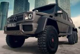 parts of mercedes the mercedes g63 amg 6x6 makes its rounds in dubai