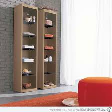 Contemporary Bathroom Storage Cabinets Oak Bathroom Cabinet Playmaxlgc