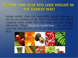negative calorie foods list for weight loss