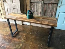 Wood Table With Metal Legs Reclaimed Wood Tables Barn Wood Tables U2014 What We Make