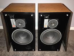 jbl home theater subwoofer jbl vintage decade model l 26 speakers speakers