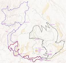 Map Run Route by Tiger Mountain Trail Run World U0027s Marathons