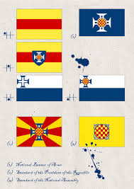 Slavic Flags Flags Of A Fictional Country 2 By Fabrondi On Deviantart