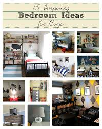 Inspiring Bedroom Ideas For Boys Addicted  DIY - Decorating ideas for boys bedroom