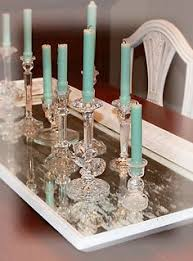 Centerpieces For Dining Room Tables End Table Accessories Candle Holders Vase Flowers Master