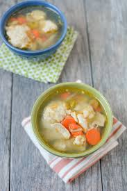 turkey dumpling soup