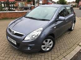 2009 59 hyundai i20 1 4 crdi comfort diesel manual 5 door