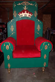santa chair rental santa s chair grand santa claus chairs santa